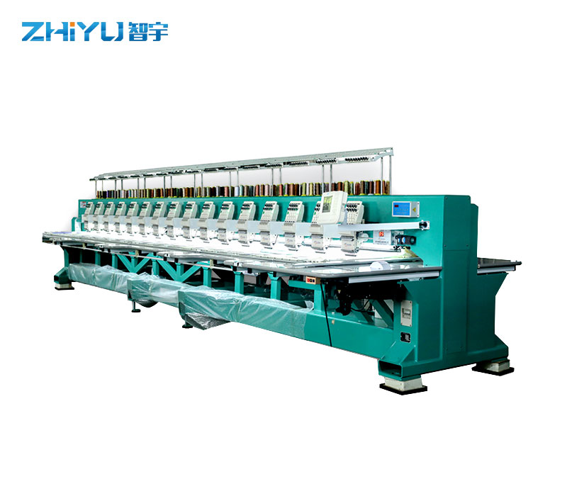 916 Flat Embroidery Machine